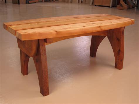 woodworking deals woodworking bench plans curvy cedar outdoor bench
