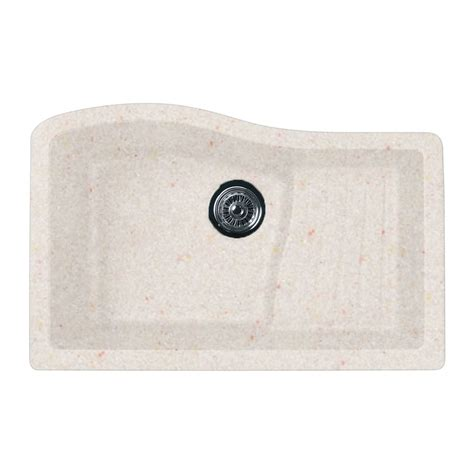 swanstone single bowl kitchen sink swanstone qu03322ad 07 granite undermount large single