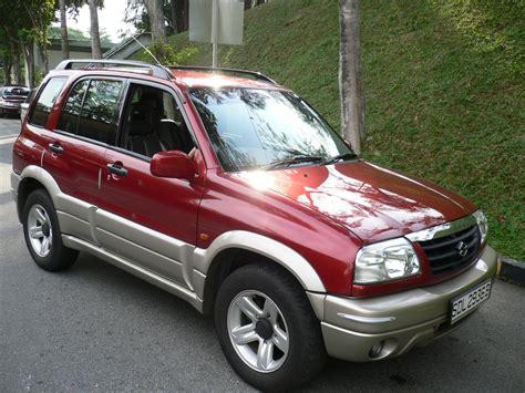 2000 Suzuki Vitara by 2000 Suzuki Vitara Pictures 2000cc Gasoline Automatic