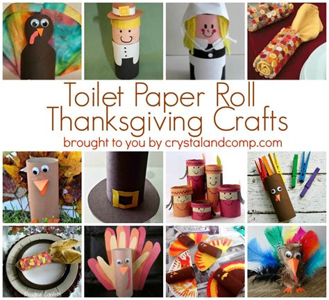 thanksgiving toilet paper roll crafts toilet paper roll thanksgiving crafts