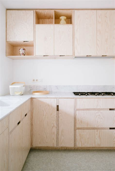 plywood for kitchen cabinets how to add plywood to your home decor
