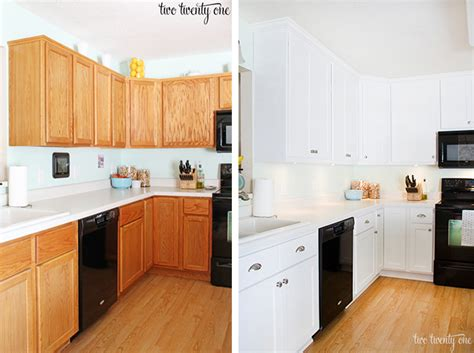 before and after kitchen cabinets before and after oak kitchen cabinets ask home design