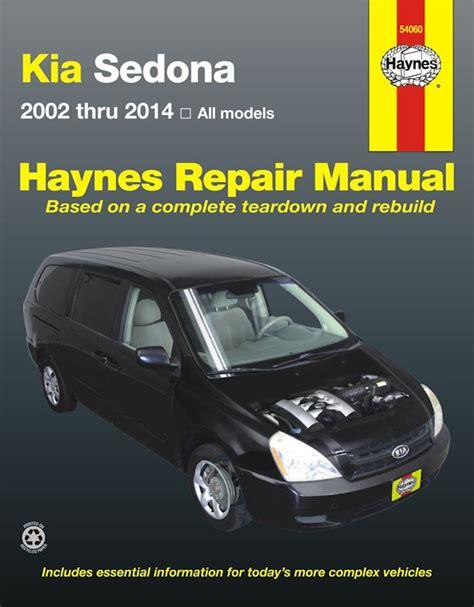 auto repair manual online 2009 kia sedona user handbook service manual 2002 kia sedona manual kia sedona repair service manual 2002 2005 2003 2004