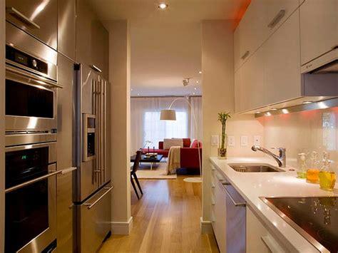 Galley Style Kitchen Remodel Ideas 5 most popular kitchen layouts hgtv
