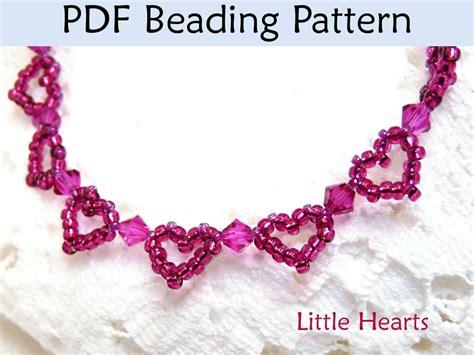 simple beading designs beading tutorial pattern bracelet beaded jewelry