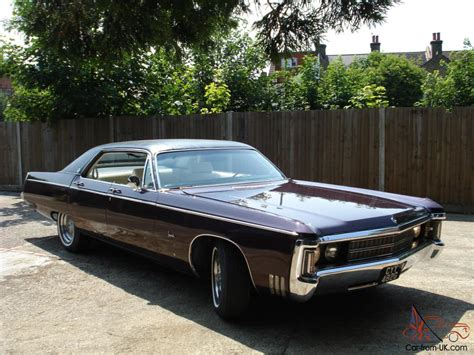 Imperial Chrysler by 1969 Chrysler Imperial