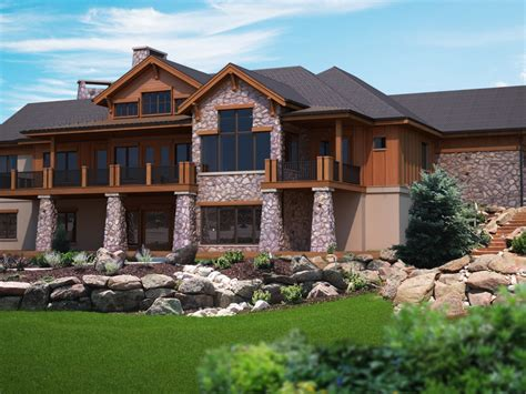 house plans ranch with walkout basement superb house plans with walkout basement 6 ranch house