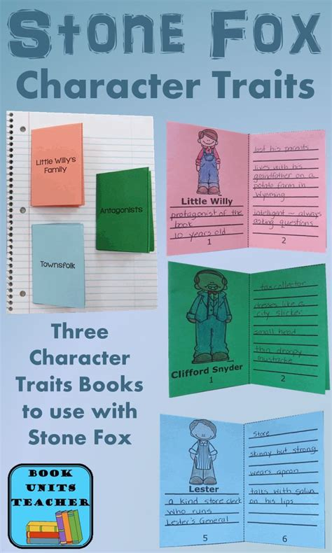 using picture books to teach character traits 59 best images about character traits on