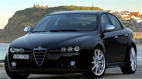 Black Alfa Romeo by Alfa Romeo 159 Black Alfa Romeo 159 Ti Wallpapers Alfa