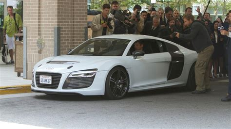 Top Gear Audi R8 by Iron Gets An Audi R8 E Top Gear
