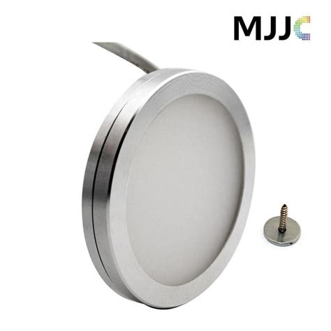 dimmable led cabinet lighting 12v dc 3w dimmable led cabinet lighting puck light