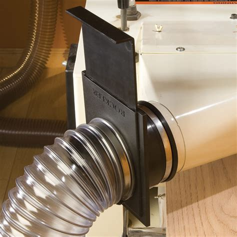 dust collectors for woodworking dust collection port sizes the wood whisperer