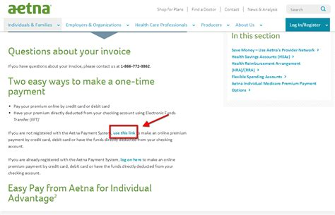Aetna Health Insurance Login Aetna Dental Login