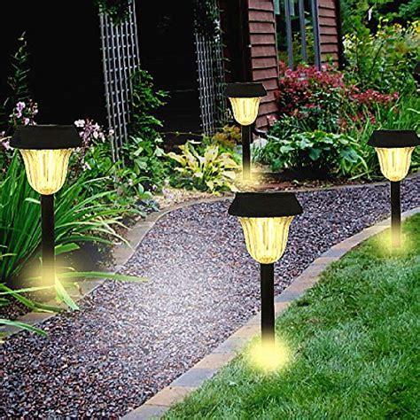 landscape lighting lumens solar lights sogrand bright high 10 lumen led outdoor garden path light landscape lighting