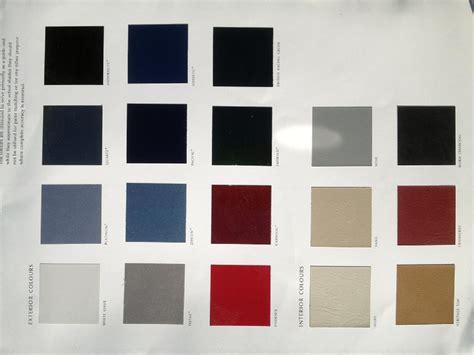 xk120 paint colors what color are my seats jaguar forums jaguar