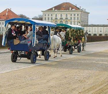 Englischer Garten München Fahrradverleih by Kutschfahrt Durch M 252 Nchen Englischen Garten