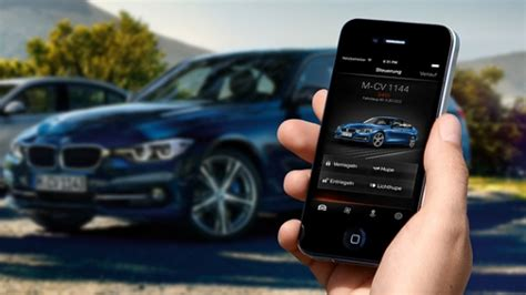 Car Apps For Computer by Bmw Connected App Links Your Car And Calendar Tech Lasers