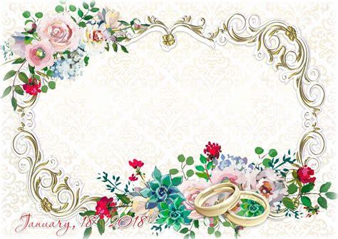 Car Wallpapers Free Psd Files Wedding by Wedding Frames Psd Files Mini Bridal