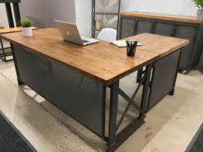 desk for office stylish desks with industrial designs and details