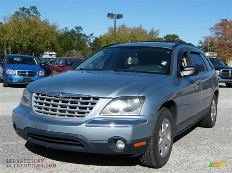 Blue Chrysler Pacifica by 2005 Chrysler Pacifica Blue Image 232