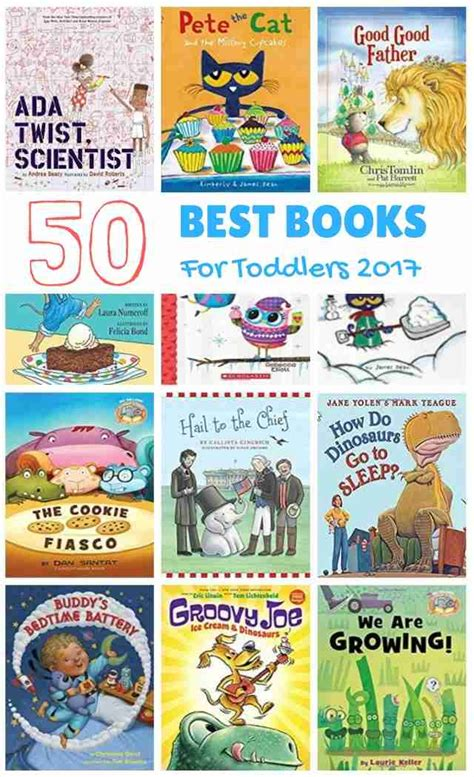 top 50 picture books 50 best books for toddlers 2017 children s books 2017