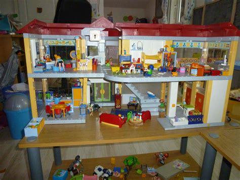 ma maison playmobil la fabrique de julie