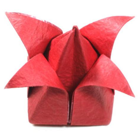 how to make an origami tulip how to make a traditional origami tulip page 13