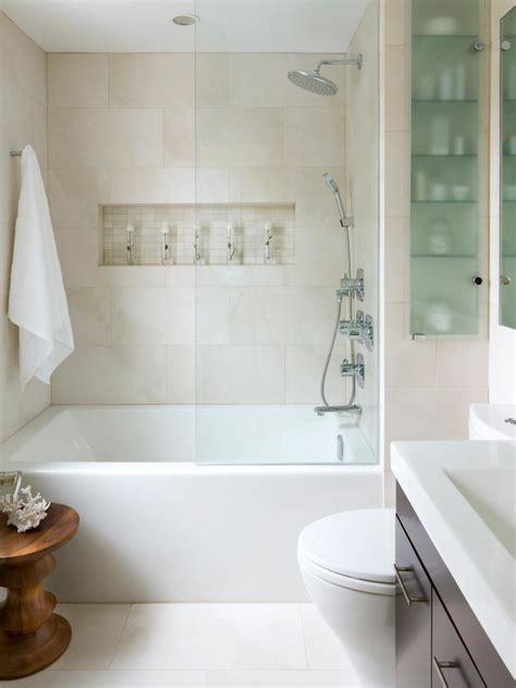 Small Bathroom Idea by 20 Small Bathroom Design Ideas Hgtv