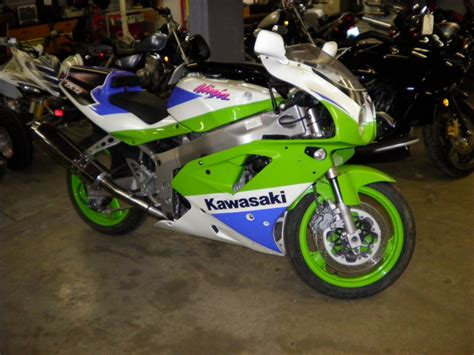1992 Kawasaki Zx7 by 1992 Kawasaki Zx7r K1 With Only 1 461