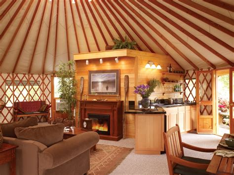 luxury yurt homes gling with pacific yurts adventure sports journal