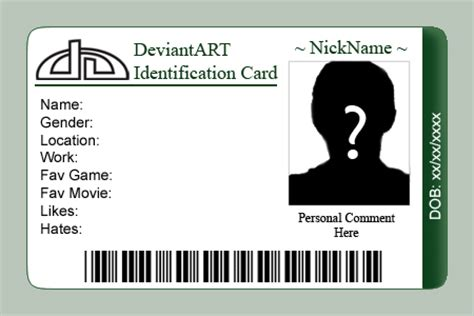 id card free employee id cards templates images