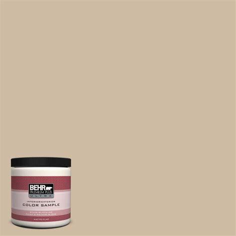 home depot paint gobi desert behr premium plus ultra 8 oz 710c 3 gobi desert interior