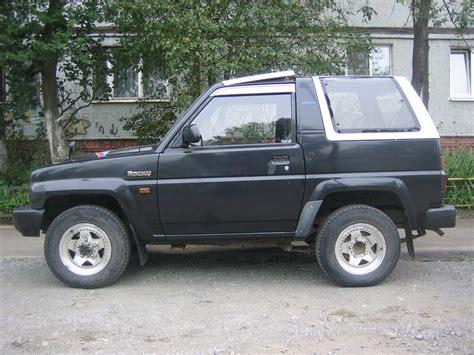 Daihatsu Rocky For Sale by 1992 Daihatsu Rocky For Sale 1 6 Gasoline Automatic For