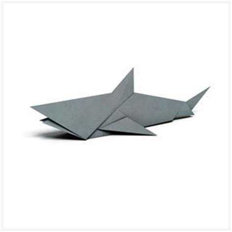 how to make a origami shark step by step 25 best ideas about origami animals on