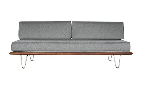 bed daybed nelson daybed with back bolsters herman miller