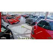 A Virtual Tour Of This Incredible Exotic Car Dealer Is The