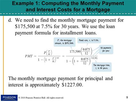 how to make mortgage payment with credit card 167 8 5 installment loans amortization and credit cards