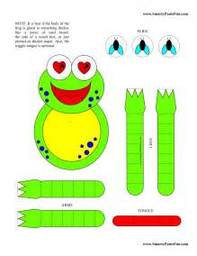 print crafts 7 best images of printable crafts for preschoolers