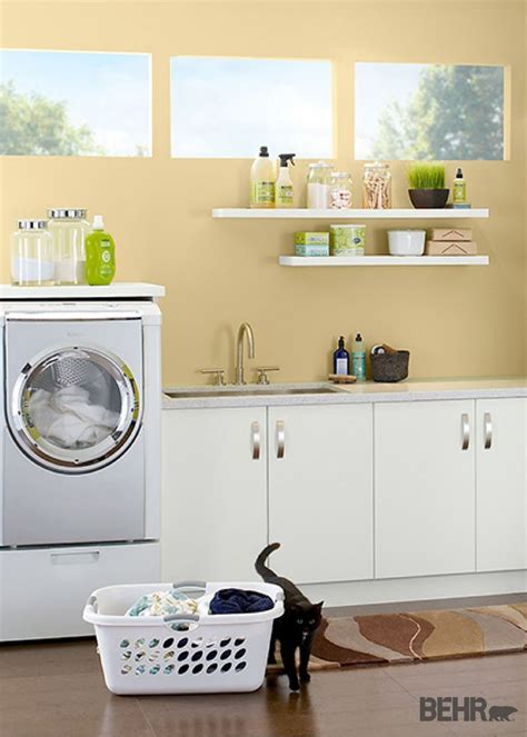 behr paint colors for laundry room create a space you with bright and airy neutral