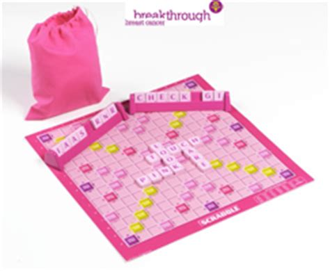 scrabble special edition special edition pink scrabble co uk toys