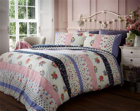 vintage bedding sets uk flannel duvet set vintage floral multi