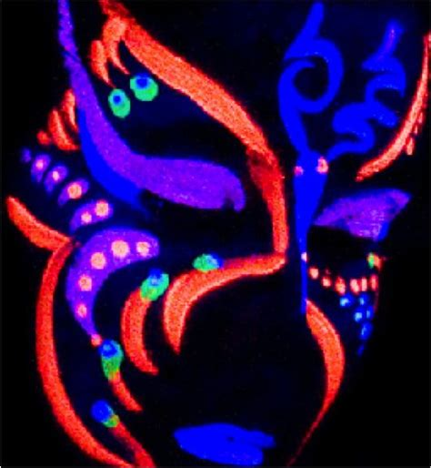 glow in the paint wiki 74 best images about painting glow on