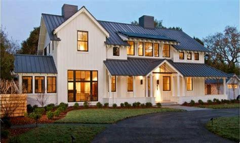 modern farmhouse floor plans contemporary farm home plans