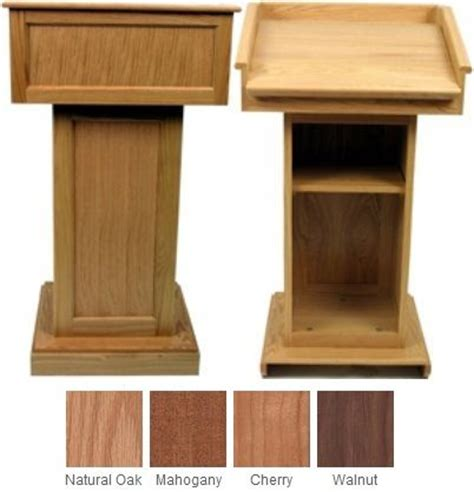podium woodworking plans free lectern plans pdf woodworking
