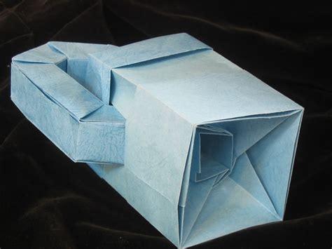 bottle origami origami klein bottle