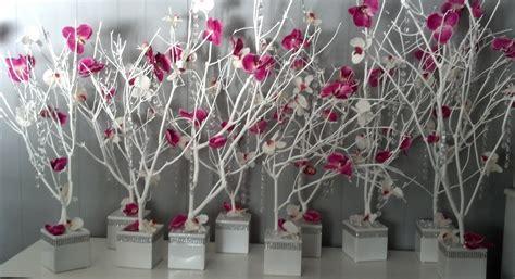 tree wedding centerpieces diy and orchid tree centerpieces weddingbee