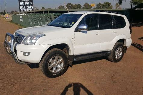 electric power steering 2005 toyota land cruiser regenerative braking 2005 toyota land cruiser prado cars for sale in gauteng r 189 900 on auto mart