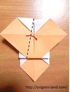 origami land origami how to fold an origami land