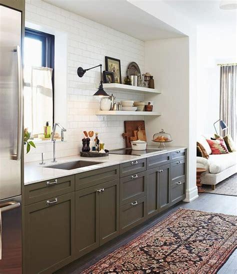 green kitchen cabinet ideas olive green kitchen cabinets