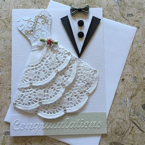 how to make handmade wedding cards best 25 handmade cards ideas on greeting